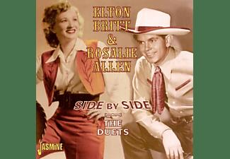 Elton & Rosalie El Britt - SIDE BY SIDE - THE DUETS  - (CD)