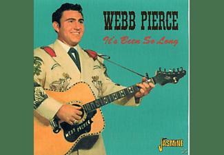 Webb Pierce - It's Been So Long  - (CD)