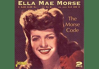 Ella Mae Morse - MORSE CODE -50TR-  - (CD)