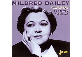 Mildred Bailey - Squeeze Me! Big Hits From A Grand Lady  - (CD)