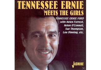 Tennessee Ernie Ford - Meets The Girls-Rare Transcriptions  - (CD)