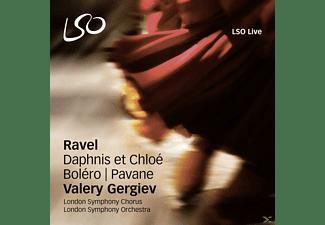 London Symphony Chorus & Lso - Bolero/Pavane (Sacd+Bonus-Dvd)  - (SACD Hybrid)