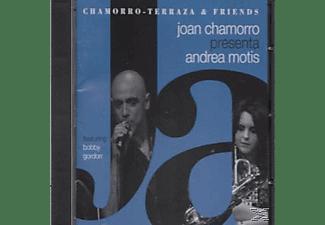 Chamorro-terraza & Friends - Joan Chamorro Presenta Andrea Motis  - (CD)
