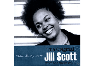 Jill Scott - The Original Jill Scott: From The Vault Vol.1  - (CD)