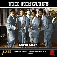 The Penguins - Earth Angel - [CD]
