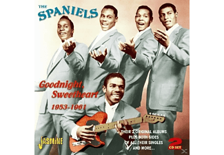 The Spaniels - GOODNIGHT SWEETHEART  - (CD)