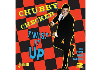 Chubby Checker - TWIST IT UP - THE FIRST FOUR ALBUMS  - (CD)