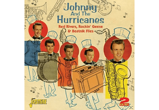 Johnny, Johnny & The Hurricanes - RED RIVERS, ROCKIN'GEESE And BEATNIK FLIES  - (CD)