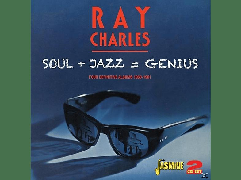 Ray Charles - Soul & Jazz = Genius [CD]