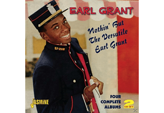 Earl Grant - Nothing But The Versatile  - (CD)