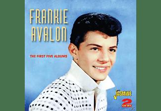 Frankie Avalon - First 5 Albums  - (CD)