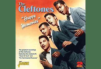 The Cleftones - Happy Memories  - (CD)