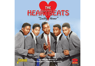 The Heartbeats - DADDY HOME  - (CD)