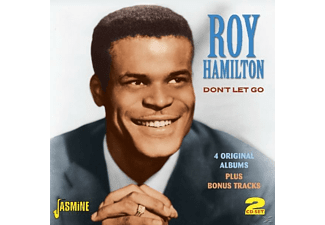 Roy Hamilton - DON T LET GO  - (CD)