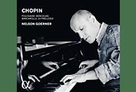 Nelson Goerner - Polonaise op.44/ Berceuse op.57/ Barcarolle op.60 [CD]