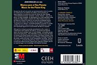 Albert Recasens, La Grande Chapelle - Music For The Planet King [CD]