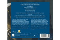 Wibart,P./Trio Aenea/Morvan,C./Martin,O. - The Virtuoso Ophicleide [CD]