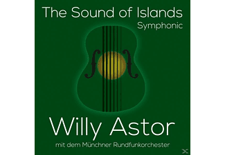 Willy Astor - The Sound Of Islands-Symphonic  - (CD)