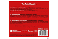 Various - Krimi-Hörspiel-Box 1 (4 Krimis) - (CD)