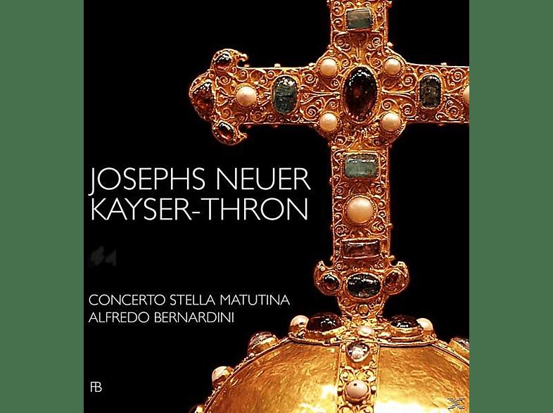 Concerto Stella Matutina - Josephs neuer Kaiser-Thron [CD]