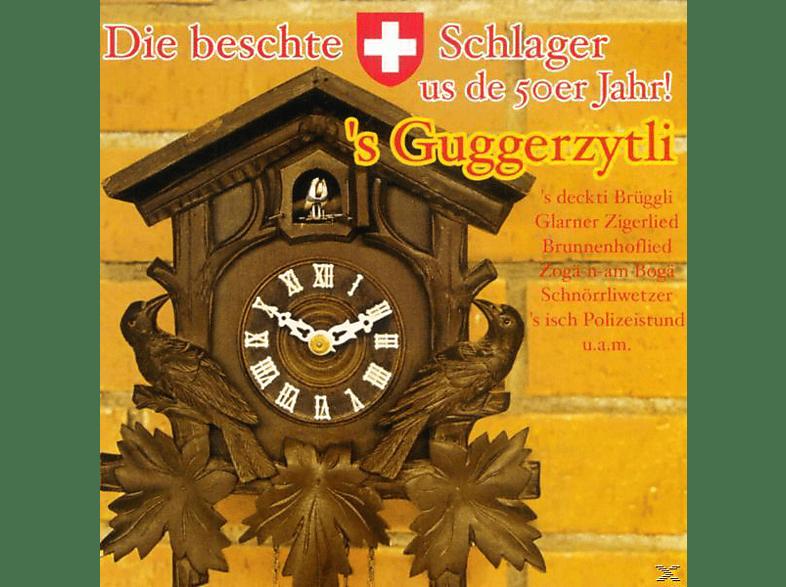 VARIOUS - 'S Guggerzytli [CD]
