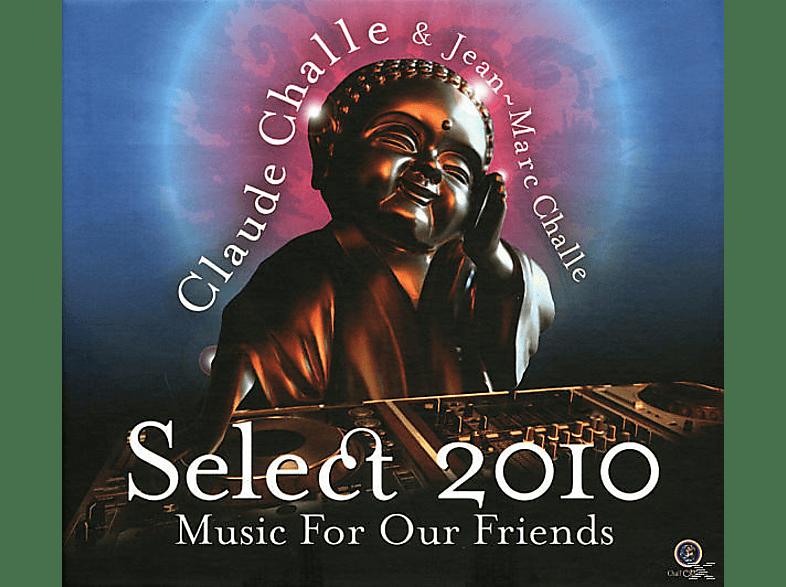 Claude Challe & Jean-marc Challe, Claude &J.-M. Challe - Select 2010 [CD]
