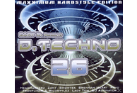 VARIOUS - D.Techno 26 [CD]