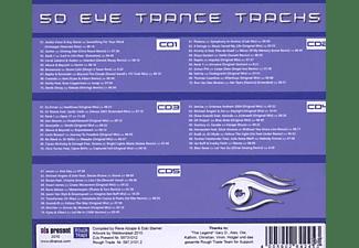 VARIOUS - 50 Eye-Trance Tracks  - (CD)