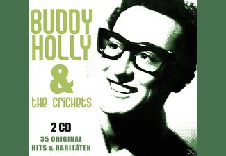 Buddy Holly & The Crickets - 35 Original Hits & Rarities  - (CD)