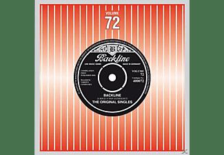 VARIOUS - Backline Vol.72  - (CD)