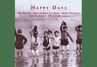 VARIOUS - Happy Days  - (CD)