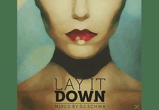various/dj schwa - Lay It Down  - (CD)