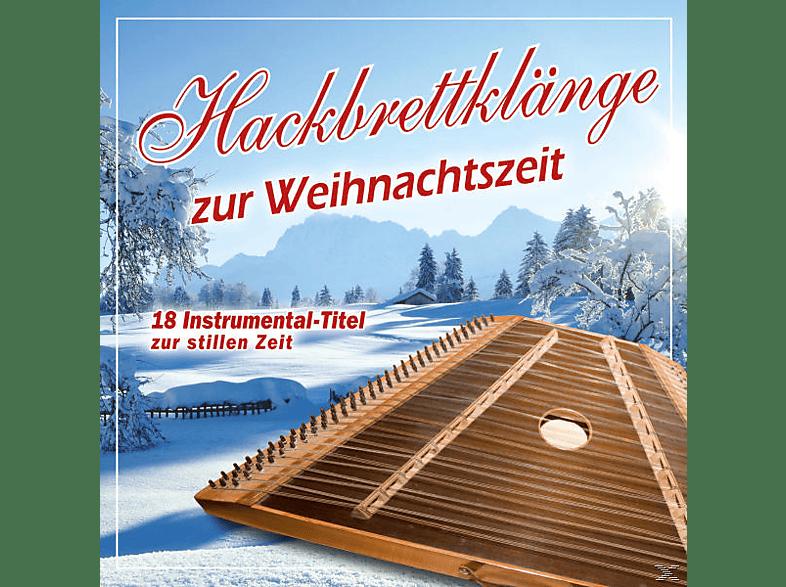 VARIOUS - Hackbrettklänge Zur Weihnachtszeit [CD]