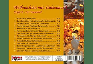 VARIOUS - Weihnachten Mit Stubenmusik 2  - (CD)
