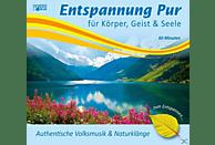 Diverse Interpreten - Authentische Volksmusik & Naturklänge [CD]