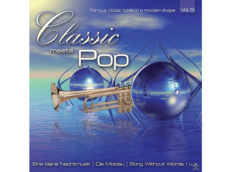 VARIOUS - Classic Meets Pop Vol.5 [CD]