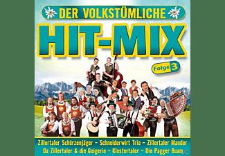 VARIOUS - Der Volkstümliche Hit-Mix-Folge 3  - (CD)