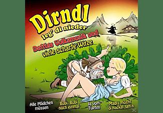 VARIOUS - Dirndl Leg Di Nieder Inkl.Witze-Deftige  - (CD)