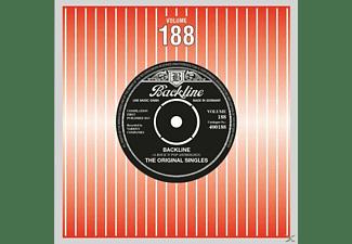 VARIOUS - Backline Vol.188  - (CD)