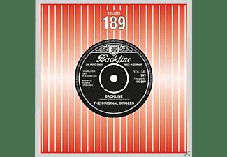 VARIOUS - Backline Vol.189  - (CD)