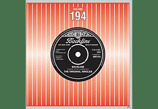 VARIOUS - Backline Vol.194  - (CD)