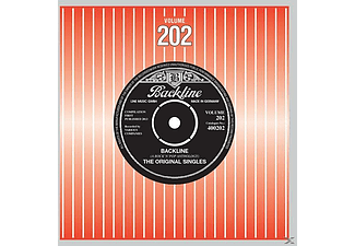 VARIOUS - Backline Vol.202  - (CD)