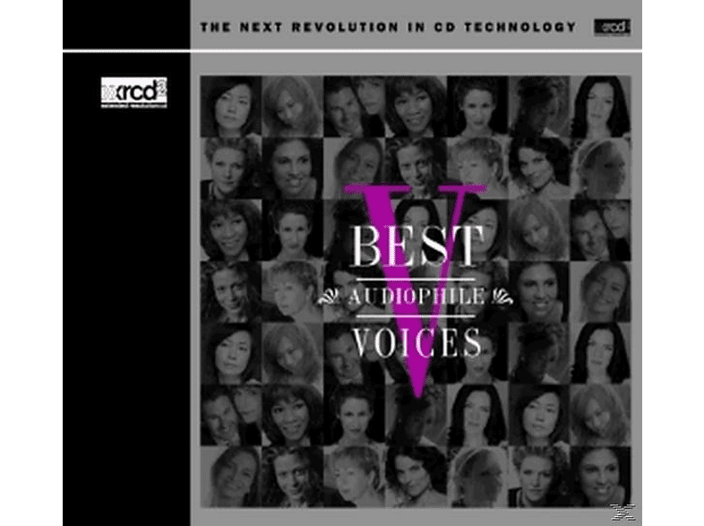 NOON/KENT,STACEY/JONES,SALENA/CASSIDY,EVA/+ - Best Audiophile Voices Vol.5 [CD]