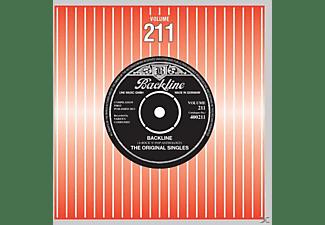 VARIOUS - Backline Vol.211  - (CD)