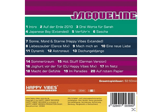 Jacqueline - Jacqueline Megamix Xxl (Remix By Dj Infinity)  - (CD)