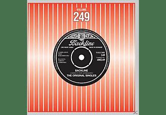 VARIOUS - Backline Vol.249  - (CD)