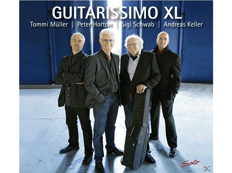 Horton,Peter/Schwab,Sigi - Guitarissimo Xl [Vinyl]