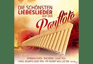 Ria - Die schönsten Liebeslieder auf der Panflöte  - (CD)