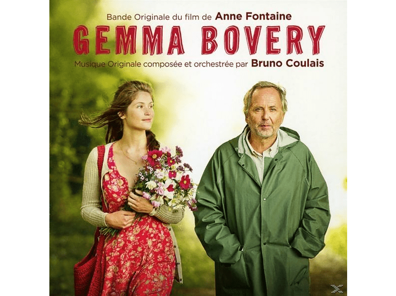 Bruno Ost / Coulais - Gemma Bovery [CD]