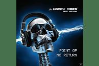 DJ Happy Vibes feat. Jazzmin - Point Of No Return [Maxi Single CD]